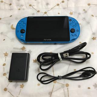 プレイステーションヴィータ(PlayStation Vita)のPlayStation®Vita本体のみ(携帯用ゲーム本体)
