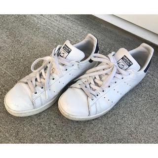 アディダス(adidas)のadidas stansmith スタンスミス24cm ネイビー(スニーカー)