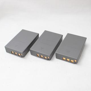 オリンパス(OLYMPUS)の❤️オリンパス 純正バッテリー3個セット❤️(バッテリー/充電器)
