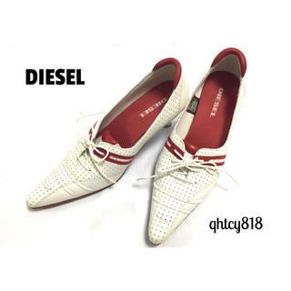 ディーゼル(DIESEL)の【DIESEL】ディーゼル  スニーカー風  パンプス  36(ハイヒール/パンプス)