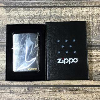 ジッポー(ZIPPO)の未使用ZIPPOオイルライター2008年(タバコグッズ)