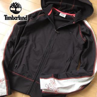 Timberland - 超美品 Sサイズ ティンバーランド レディース パーカー ジャージ/ジャケット