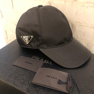 dcc1deba69d1 プラダ 帽子(ブラック/黒色系)の通販 26点 | PRADAのレディースを買う ...