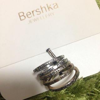 ベルシュカ(Bershka)のBershka 5連リング(リング(指輪))