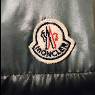モンクレール(MONCLER)の【売り切り価格】レアカラー 茶タグ高級ライン モンクレール ダウンジャケット(ダウンジャケット)