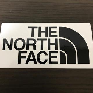 THE NORTH FACE - 【縦7cm横14cm】THE NORTH FACE カッティングステッカー