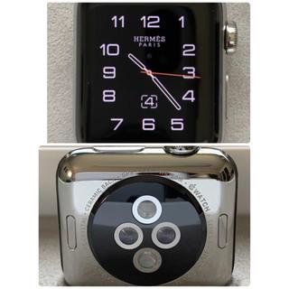 アップルウォッチ(Apple Watch)のapple watch アップルウォッチ Hermes エルメス (腕時計(デジタル))