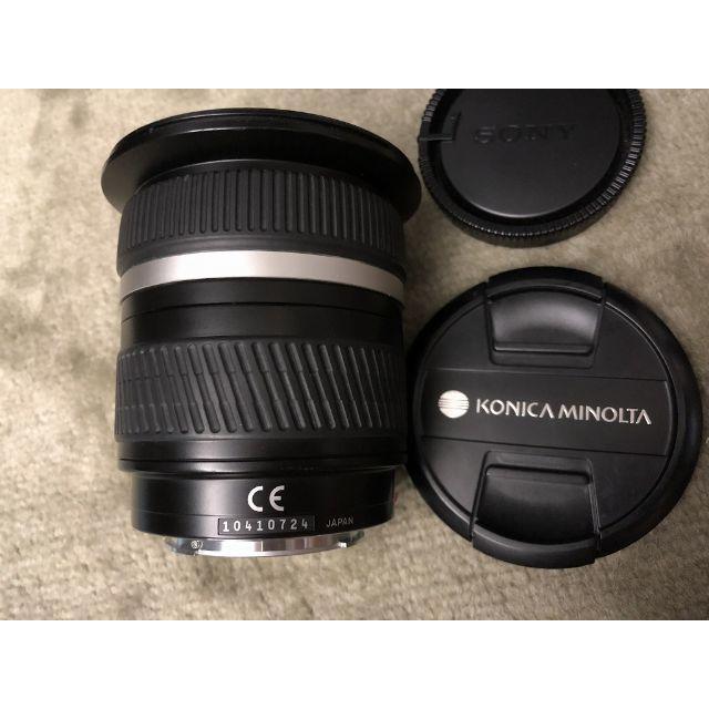 KONICA MINOLTA(コニカミノルタ)のMinolta 17-35mm F2.8-4 D Sony αマウント スマホ/家電/カメラのカメラ(レンズ(ズーム))の商品写真
