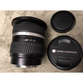 KONICA MINOLTA - Minolta 17-35mm F2.8-4 D Sony αマウント