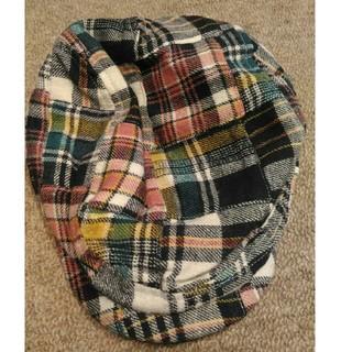 287d9949fff9e 新品 ミキハウス 帽子 52cm タレ付き帽子 ハンチング 日よけ. ¥1,800. ミキハウス(mikihouse)の新品未使用 ミキハウス  ハンチング 帽子 サイズ50(帽子)