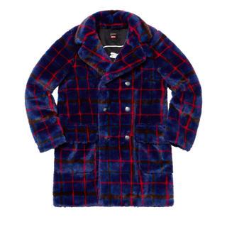 シュプリーム(Supreme)の supreme  jean paul  faux fur coat(毛皮/ファーコート)