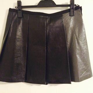 サカイラック(sacai luck)のSacai luck☆プリーツスカート(ミニスカート)