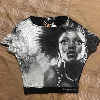 デシグアル(DESIGUAL)のデジグアル Desigual 半袖Tシャツ(Tシャツ(半袖/袖なし))