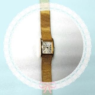キャサリンハムネット(KATHARINE HAMNETT)のキャサリンハムネット 腕時計 ゴールド 金色 女性用(腕時計)