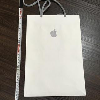 アップル(Apple)のアップル紙袋 アメリカで入手(その他)