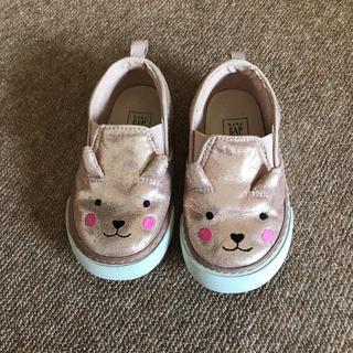 ベビーギャップ(babyGAP)のbaby gapウサギ靴14cm(スニーカー)