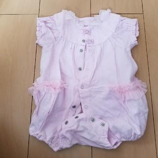 アナスイミニ(ANNA SUI mini)のりmama様専用☆アナスイミニ 半袖ロンパース(ロンパース)