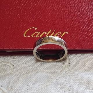 カルティエ(Cartier)のカルティエリング/すず様専用7/1迄(リング(指輪))