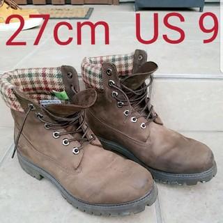 ティンバーランド(Timberland)のTimberland × WOOLRICH ブーツ サイズ9(ブーツ)