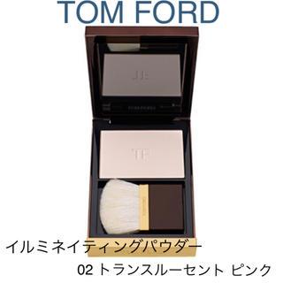 トムフォード(TOM FORD)の伊勢丹 トムフォード イルミネイティングパウダー (フェイスパウダー)