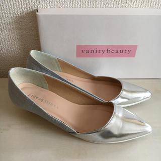 vanitybeauty - 【vanity beauty】パンプス 23.5