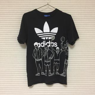 アディダス(adidas)のadidas Tシャツ torefoil graphic tee(Tシャツ/カットソー(半袖/袖なし))