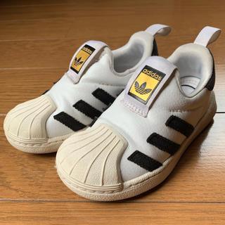 アディダス(adidas)のadidas superstar スリッポン 14cm(スニーカー)
