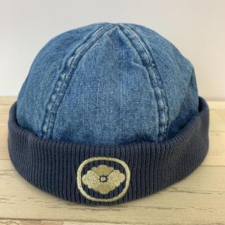 エビス(EVISU)のEVISU   エヴィス  デニムキャップ 帽子  (キャップ)