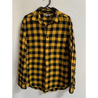 ユニクロ(UNIQLO)のチェックシャツ メンズ UNIQLO(シャツ)