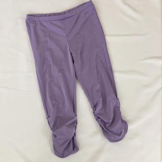 ユニクロ(UNIQLO)の【ユニクロ】レディース 七分丈 パンツ ズボン S フィットネス ヨガ ジム(ヨガ)