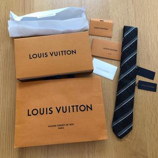 ルイヴィトン(LOUIS VUITTON)のLOUIS VUITTON  ルイ ヴィトン ネクタイ (ネクタイ)