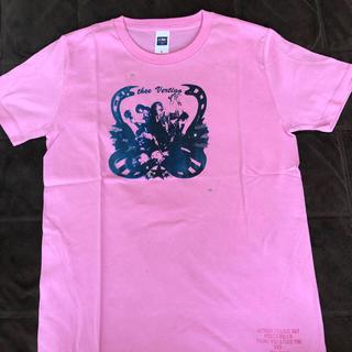 新品 未使用 Tシャツ 半袖 ピンク(Tシャツ/カットソー(半袖/袖なし))