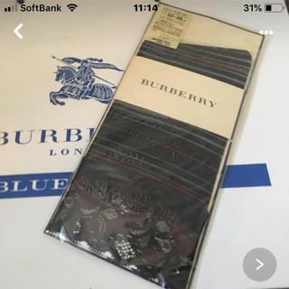バーバリー(BURBERRY)の BUBRERRYソックス(ソックス)