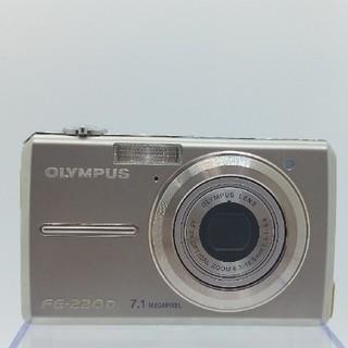 オリンパス(OLYMPUS)のジャンク デジカメ OLYMPUS(コンパクトデジタルカメラ)