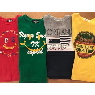 半袖Tシャツ 4枚セット(Tシャツ/カットソー)
