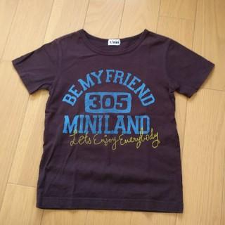 ターカーミニ(t/mini)のターカーミニ  Tシャツ(Tシャツ/カットソー)