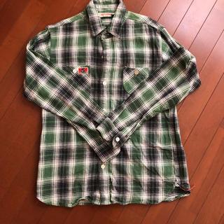Sugar Cane - 東洋エンタープライズ  キャッツポウのネルシャツです