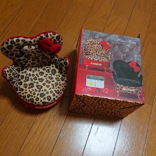 ハローキティ(ハローキティ)のHELLO KITTY  キティ ソファー型 ジュエリーボックス(小物入れ)