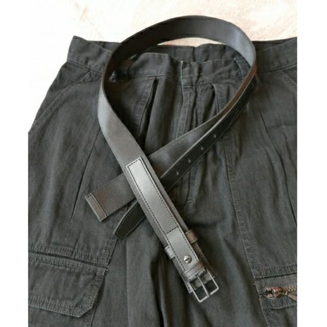 SUNSEA(サンシー)のESSAY A-5 NYLON GUNBELT 18ss メンズのファッション小物(ベルト)の商品写真