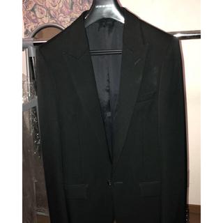 LITHIUM HOMME - ⑧リチウムオム  テーラードジャケット ブラック 46 Mサイズ