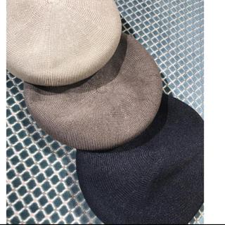 トゥモローランド(TOMORROWLAND)のモニーク ベレー帽(ハンチング/ベレー帽)