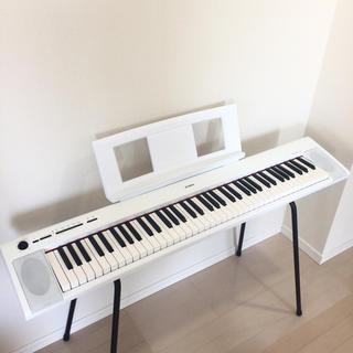 ヤマハ - 送料込★ ヤマハ 電子ピアノ ピアジェーロ NP-32WH 2019年購入