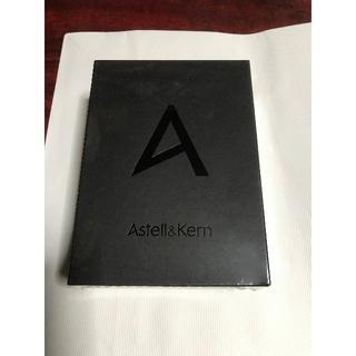アイリバー(iriver)の未使用品 Astell&Kern AK70MKⅡ ノワールブラック(ポータブルプレーヤー)