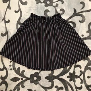 ローリーズファーム(LOWRYS FARM)のストライプ スカート(ローリーズファーム、サイズフリー)(ミニスカート)