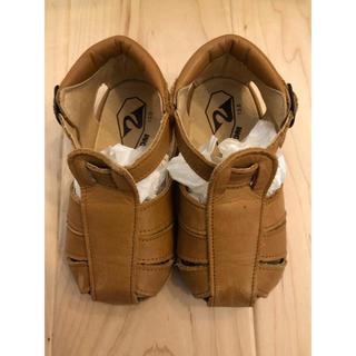 ズーム(Zoom)のzoom サンダル peep 13.5 13 ズーム 靴(サンダル)