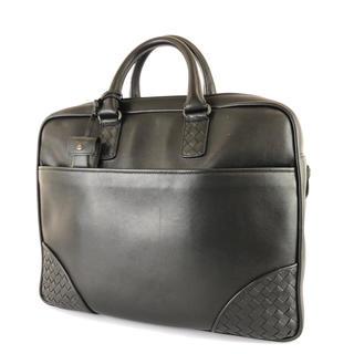 ボッテガヴェネタ(Bottega Veneta)の正規品 美品 ボッテガヴェネタ イントレチャート ビジネスバッグ GR4-72(ビジネスバッグ)
