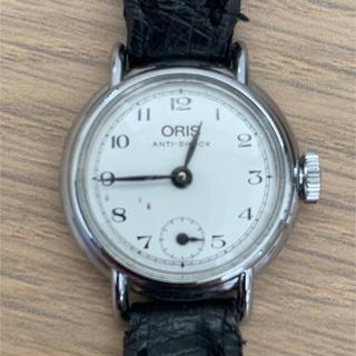3ef75a4000 ORIS - ORIS 腕時計 ボーイズサイズ スケルトン 手巻きの通販 by kana's ...