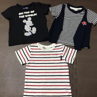 シマムラ(しまむら)のTシャツ 80 3枚(Tシャツ)