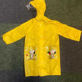 スヌーピー(SNOOPY)のレインコート カッパ 子供用100 スヌーピー(レインコート)