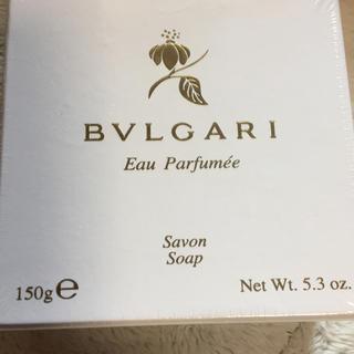 ブルガリ(BVLGARI)のブルガリソープ(ボディソープ / 石鹸)